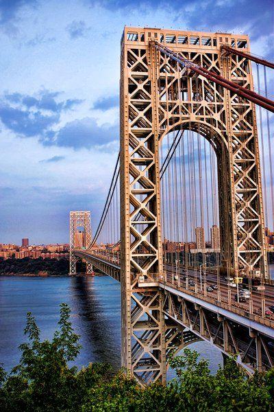 NYC. George Washington Bridge, by ~Heatherae