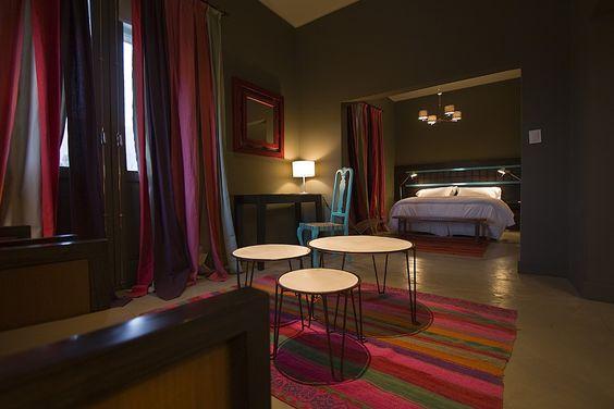 Hotel Huacalera   Balcony