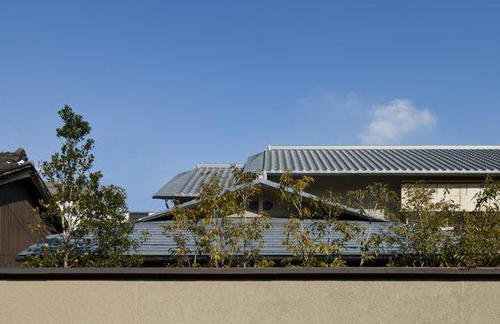 木原千利設計工房:針中野の家