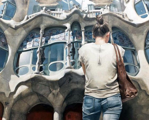 Realistic Paintings by Marc Figueras