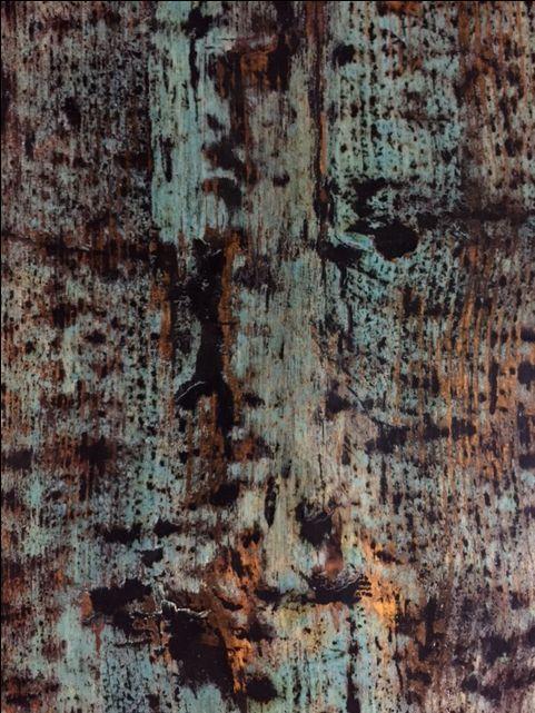 Old patina