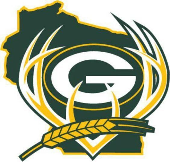 Packers, Bucks, Brewers combo logo