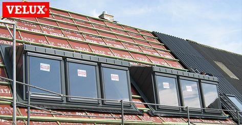 Velux Fenster Fertiggauben Mit System Sps Gauben Velux Fenster Fertiggauben Gaube