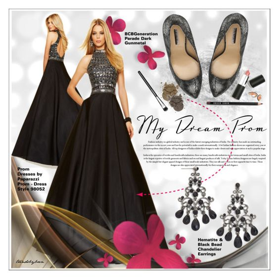 """""""Prom Do-Over: Your New Dream Dress"""" by trendsbybren ❤ liked on Polyvore featuring Sigma Beauty, Bobbi Brown Cosmetics, MAC Cosmetics, Mixit and promdoover"""