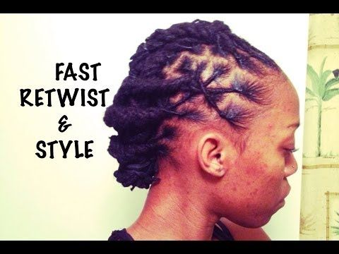 ▶ Fast Retwist & Locstyle (2-in-1) - YouTube