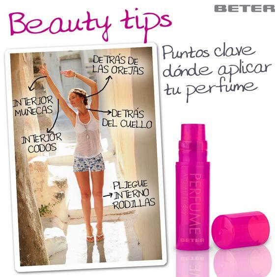 ¿Sabes los puntos clave dónde aplicar tu perfume y mantener su aroma?