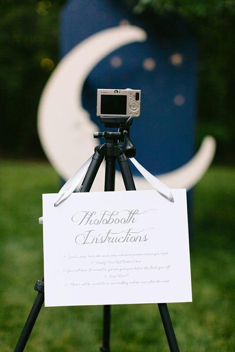 fotobox bauanleitung hochzeit photobooth selber machen #wedding