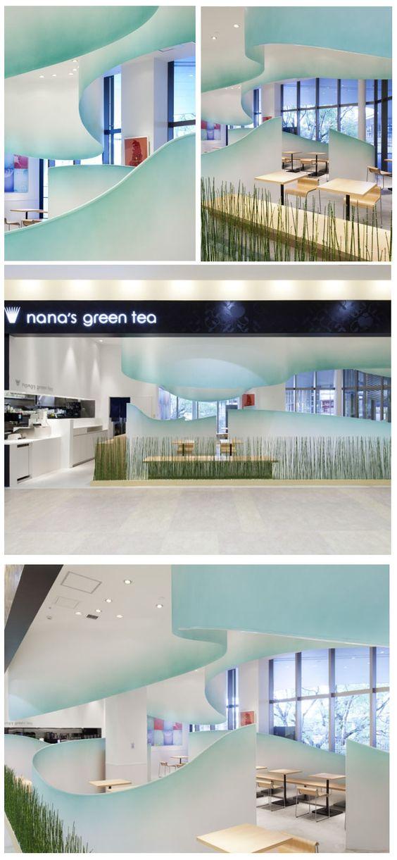 Nan's green tea