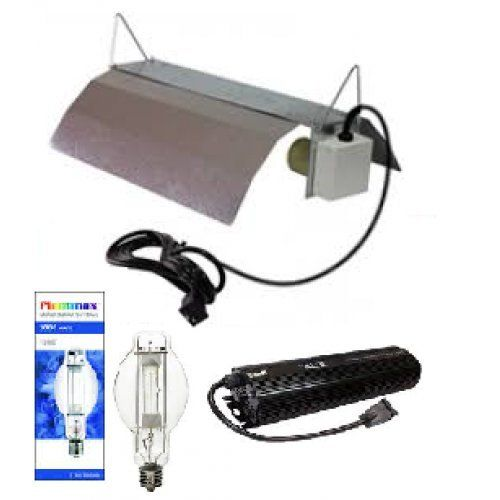 Ace Plantmax 1000 Watt Metal Halide Bulbultragrow 22 Wing Reflector Complete Kit Check This Awesome Product By Going To Hydroponics Kit And Ace Reflectors