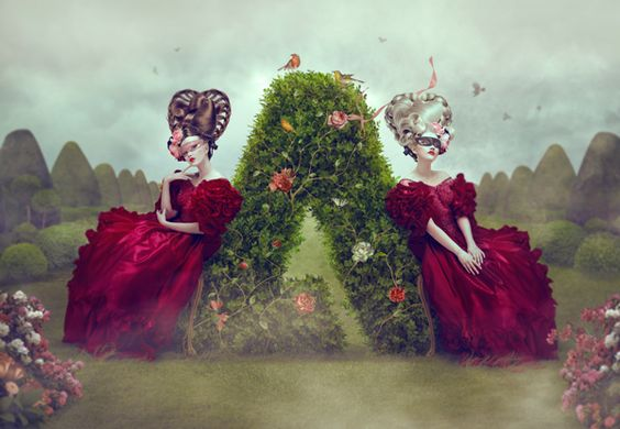 Adobe Remix - THE PROJECT on Behance - Our first Remix is by Natalie Shau, a mixed media Artist and Photographer based in Lithuania.