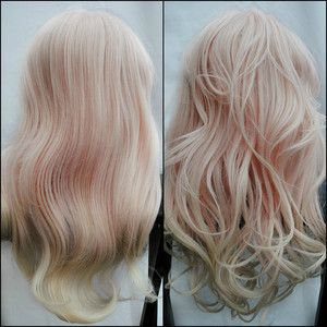 light pink highlights in blonde hair google search