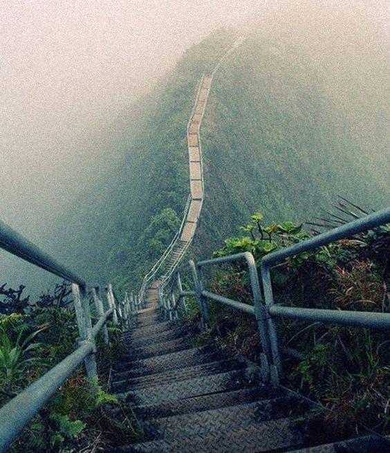many steps ...