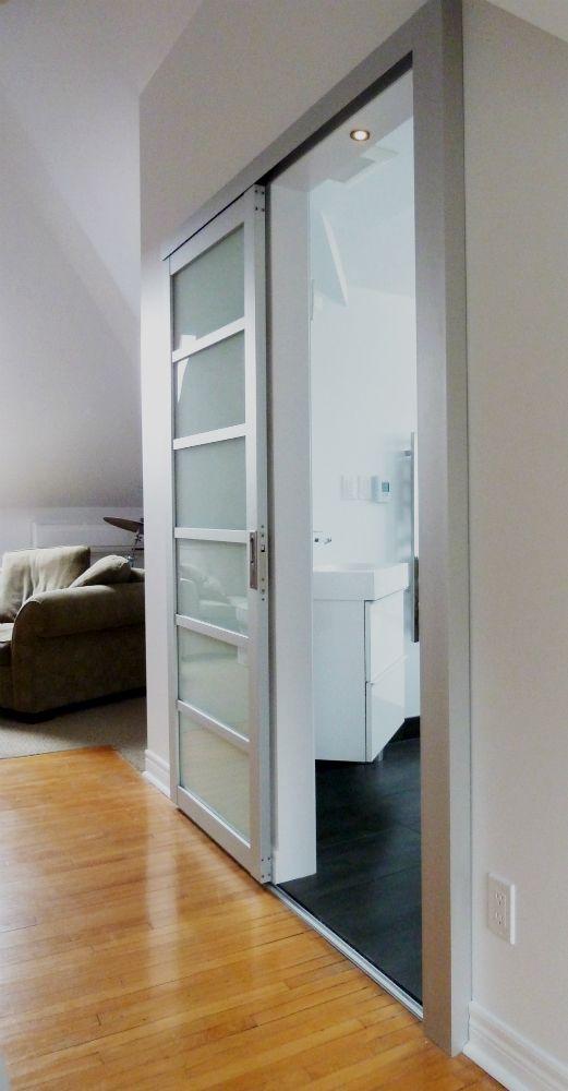 Sliding Bathroom Door Glass Bathroom Door Sliding Bathroom Doors Bathroom Doors