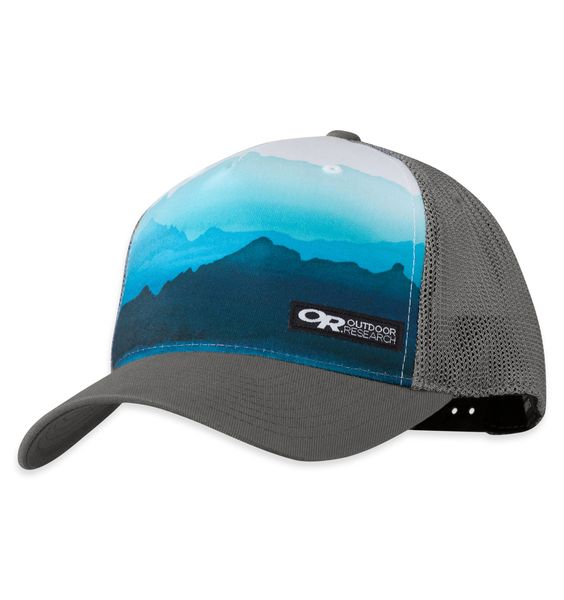 Ally Cap™   Outdoor Research: A casual trucker cap with a mesh back, the Ally Cap™ is perfect for riverside lounging and sipping frosty beverages with friends.
