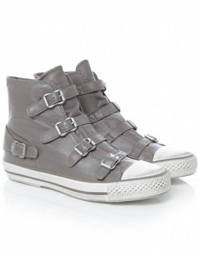 Ash Jungfrau Nappa Trainer 3UK/36EU PERKISH: Amazon.de: Schuhe & Handtaschen