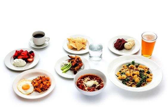 What 2,000 Calories Looks Like - NYTimes.com