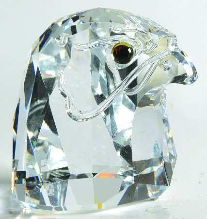 Swarovski Swarovski Crystal Figurine with Box, Collectible