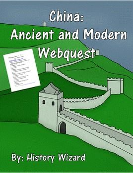 Students will gain basic knowledge about ancient and modern China by completing…