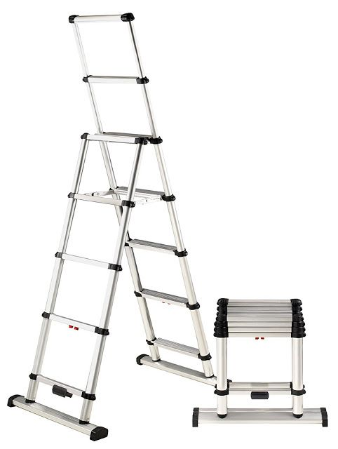 Our Flying Cloud Telesteps Step Ladders A Frame Ladder