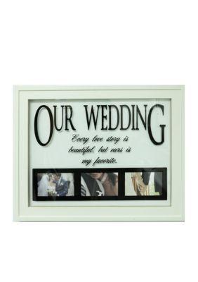 Fetco Home Decor  Our Wedding Collage