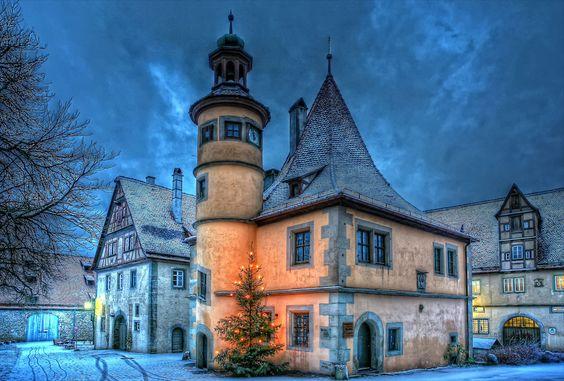 Hegereithaus, Ротенбург, Німеччина