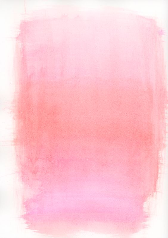 Pink Watercolor Backgrounds Subtle And Sweet Diy