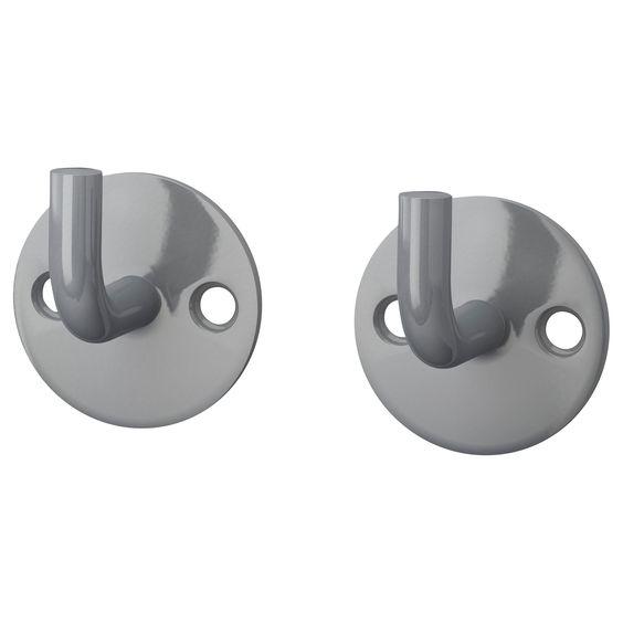 Ikea Hook bygel hook - ikea - $1.99 / 2pk | lot 6 {bathroom} | pinterest