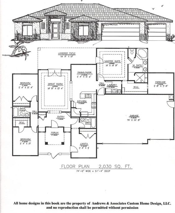 2500 sq ft one story floor plans 2 001 2 500 sq ft for 2500 sq ft house plans single story