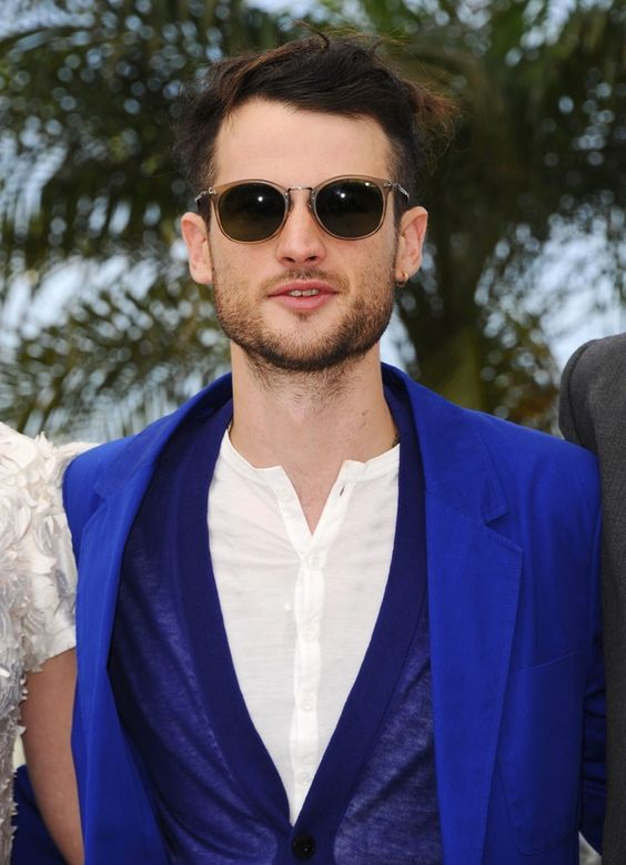 Tom Sturridge at the Cannes Film Festival