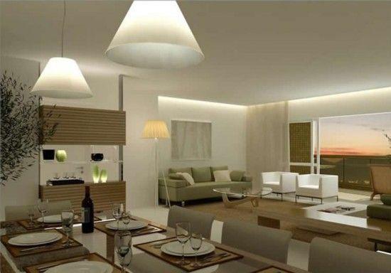 decoracion de una pequena sala de estar | Diseño de interiores