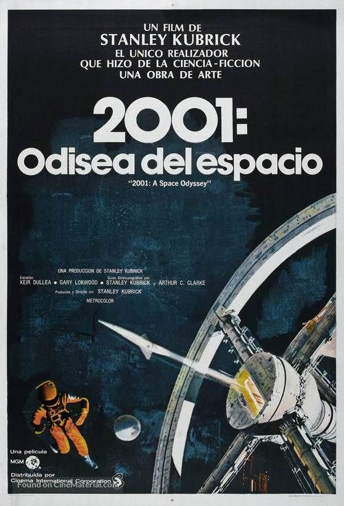 Pin De Patricia En Cuadros Y Laminas Odisea Del Espacio 2001 Una Odisea En El Espacio La Odisea