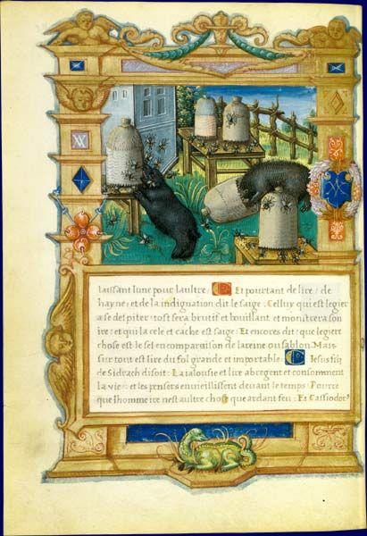 Bestiaire du Moyen Âge: