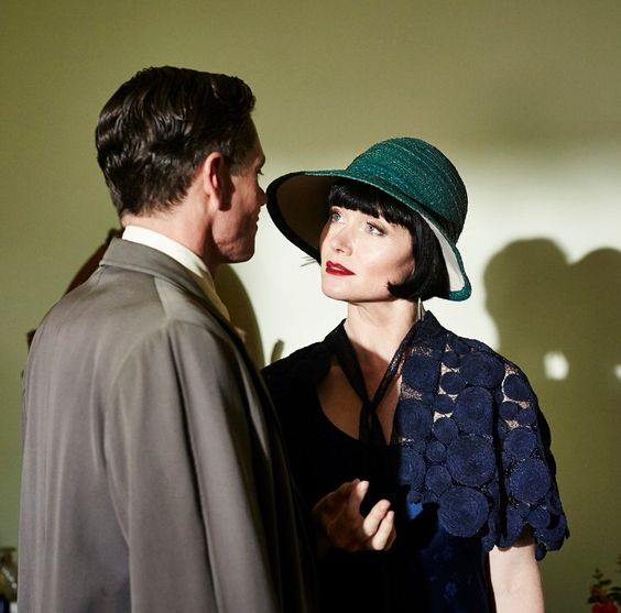 Miss Fisher's Murder Mysteries ~ Season 3 Episode 5 - Death and Hysteria: