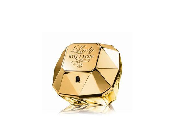 Lady Million incorpora A mulher, aquela com que todas as mulheres se querem parecer e que todos os homens querem seduzir. R$164.90