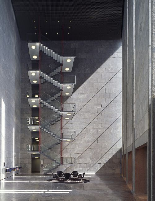 Arne Jacobsen Danish National Bank
