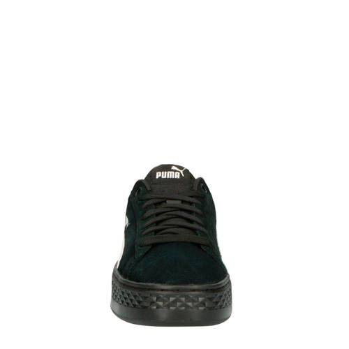 Puma Smash Platform sneakers zwart/wit - Zwart, Zwart wit en ...