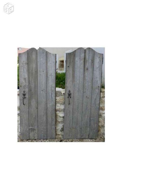 Portes de toilettes anciennes Décoration Doubs - leboncoin.fr
