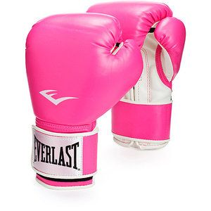 Everlast Pro Style Training Glove, 8-Ounce Want to get back into Kickboxing!!! Definitely could use these!