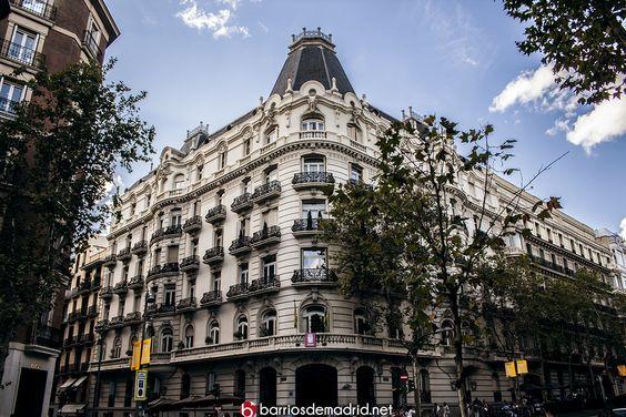 El distrito m s caro de espa a bienvenidos a barrio salamanca nueva entrada http - Barrio salamanca madrid ...