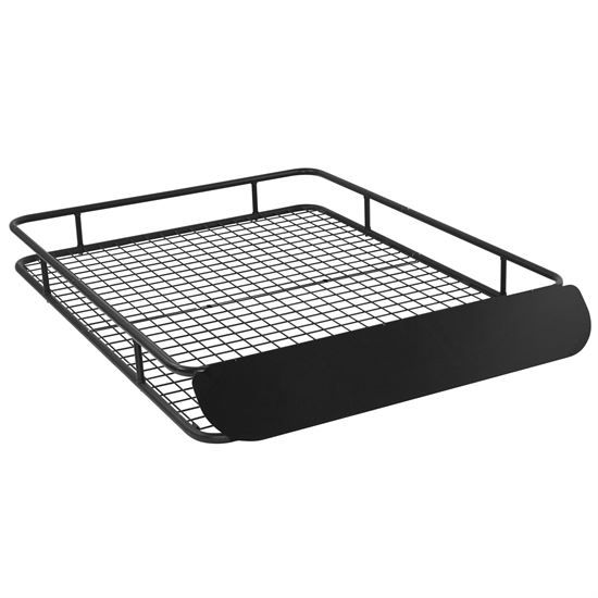 Apex Extra Large Steel Roof Cargo Basket With Wind Fairing Apex Roof Roof Extra Large