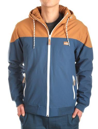 Insulaner Jacket [steelblue] // IRIEDAILY Jackets Men // FALL/WINTER 2014: http://www.iriedaily.de/men-id/men-jackets/ #iriedaily