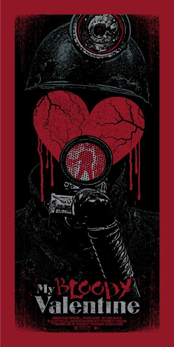 Harry Warden Cosplay   My Bloody Valentine. | My Bloody Valentine 80s  Horror Movie | Pinterest | Classic Monsters, Horror And Movie