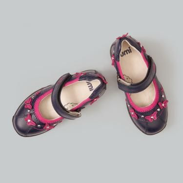 Check out the Paley from Umi Shoes. So cute! And perfect for growing, little feet. http://www.umishoes.com