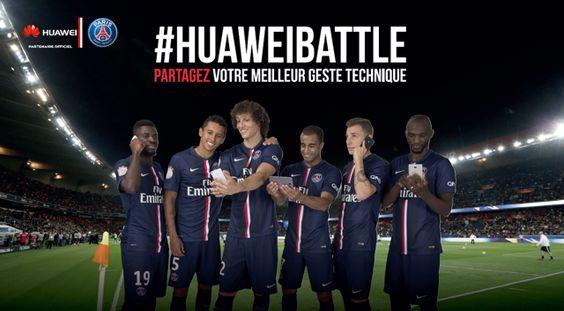 Huawei vous fait gagner des places pour un match du PSG ! - http://www.frandroid.com/marques/huawei/263492_huawei-vous-fait-gagner-des-places-pour-un-match-du-psg  #Concours, #Huawei