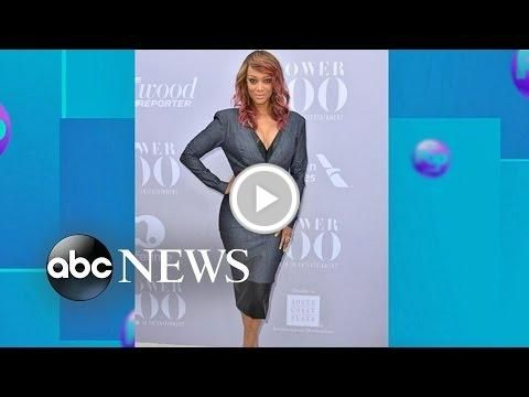 #Tyra Banks to Teach Course at #Stanford University in 2017