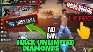 Free Fire Hack 2021 Unlimited Diamonds Diamond Free Download Hacks Generation