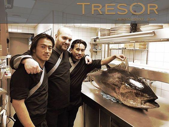 schöne grüße aus der küche ;) #tresorhannover #tuesday #delicious