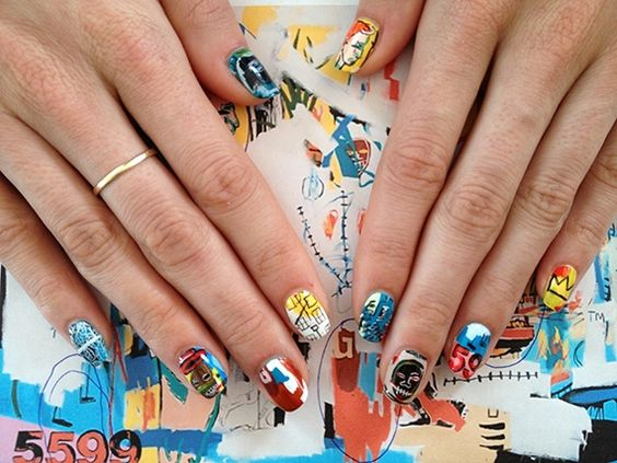 The Top 17 Works of Art-Inspired Nail Art