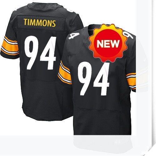 963df98c739 ... 80TH 66.00--94 Lawrence Timmons Jersey - Nike Pittsburgh Steelers NFL  Jersey,Free Shipping ...