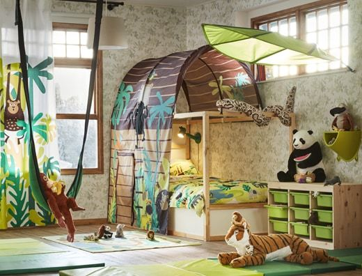 Childrens Furniture Kids Toddler Baby Kids Jungle Room